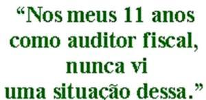 Chefe da Alfândega Porto Rio Grande, Marco Antônio Medeiros*