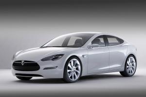 Tesla S - sedã elétrico da Tesla Motors